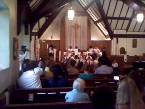 Redeemer Lutheran School Summer Concert 2010
