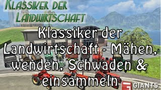 Heuwender, Mähwerk, altes-Mähwerk, Mähbalken, Oldtimer, DLC, Klassiker, der, Landwirtschaft, Klassiker_der_Landwirtschaft, Fendt, John, Deere, John_Deere, Hirsch, Titanic, Trecker, Modhoster, Download, Kostenlos, Claas, Original, Map, Original_Map, sample