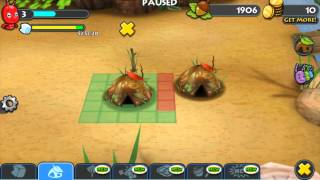 Bug village gameplay - mobile app - GogetaSuperx