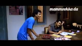 Best scene in Drishyam Movie Mohanlal