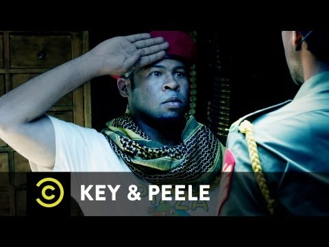 Key & Peele: Killing An African Warlord
