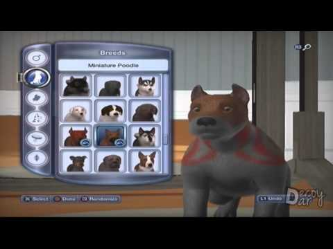 Sims  Pets Xbox  Dog Breeds