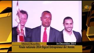 Finale Nationale Digicel Entrepreneur  De L'annee 2014