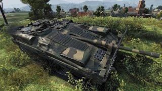 WoT Strv 103B | 11.761 DMG | 1.497 EXP - Westfield