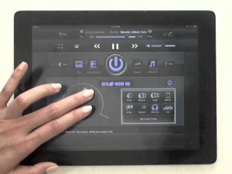 All New MyTunes Pro HD App From SRS Labs