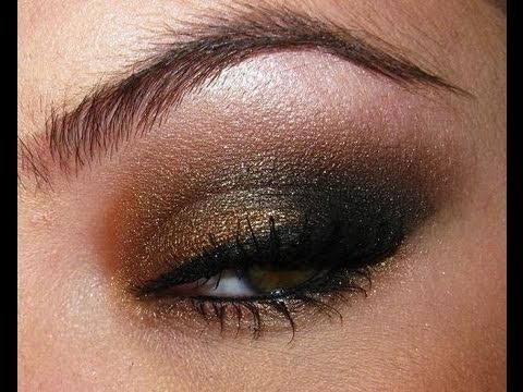 Smokey Glam Couture Eyes