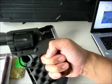 Armscor 206 38 special Snub Nose revolver unboxing
