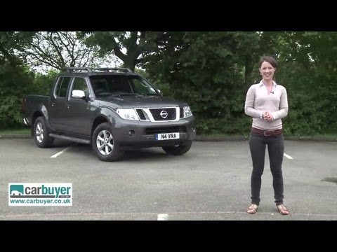 Nissan Navara pick-up review - CarBuyer