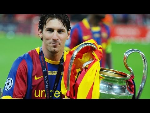 La Historia De Lionel Messi ● Completa En Español ● El Pequeño Gigante Documental HD