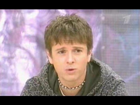 """Андрей Губин в программе """"Пусть говорят"""" (2007)"""