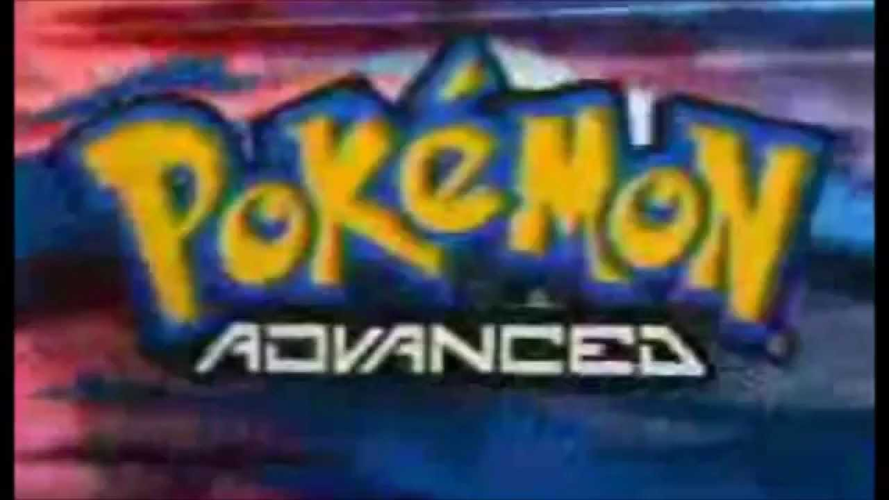Pokemon Advanced Opening Images
