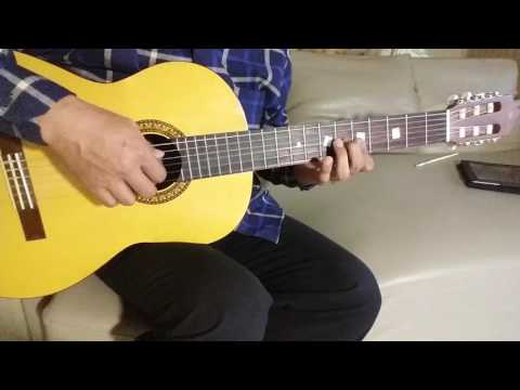 Negaraku - Malaysia National Anthem (Tutorial Guitar + Fingerstyle Cover)