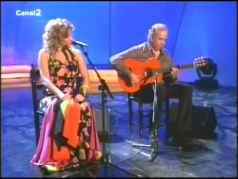 MARIA TOLEDO Y PACO CORTES-MALAGUEÃ'AS