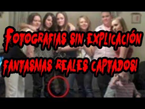 Fotografias sin Explicacion - Fantasmas Reales Captados! - Real Ghost !