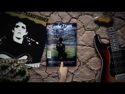 Revista musical emeTres // Número #1 // www.m3mag.pe