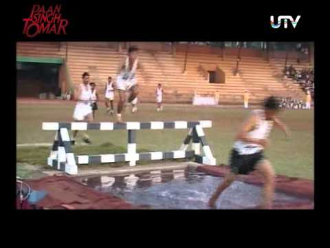 Irrfan khan -- The Athlete (Paan Singh Tomar)