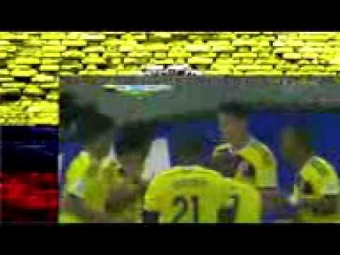 Colombia 2 Uruguay 0 Caracol Radio