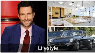 Lifestyle of Adam Levine,Networth,Income,House,Car,Family,Bio