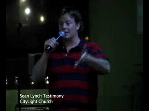 Sean Lynch Comedian Sean Lynch Testimony 1 at