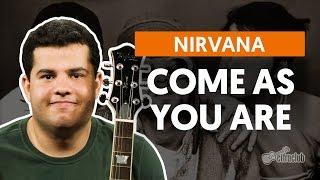 Come As You Are - Nirvana (aula de guitarra)
