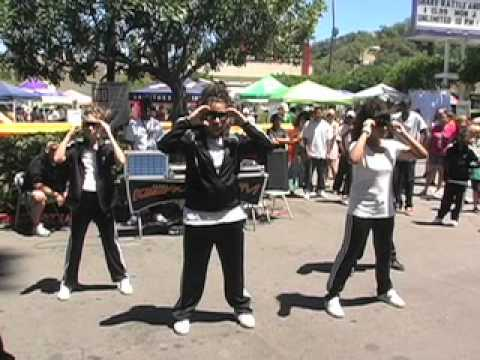Zulu Dance Company at the Pinz Block Party