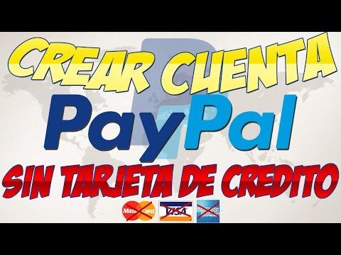 ✔ Crear Cuenta en PayPal Sin Tarjeta de Crédito   Paso a Paso   2017