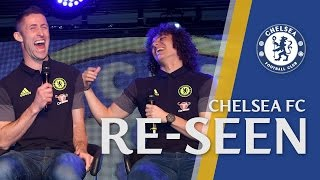 David Luiz rinses Gary Cahill in Chelsea Re-seen!
