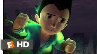 Astro Boy (4/10) Movie CLIP - Chasing Astro Boy (2009) HD