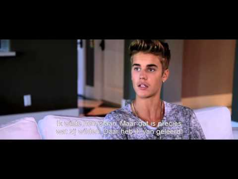 Justin Bieber's Believe Trailer Nl video