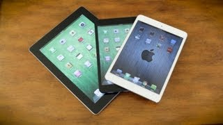 Apple iPad Mini Review! (2012)