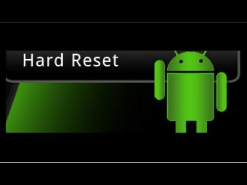 Realizar un restablecimiento de fábrica con los botones a su  Smartphone o Tablet android.