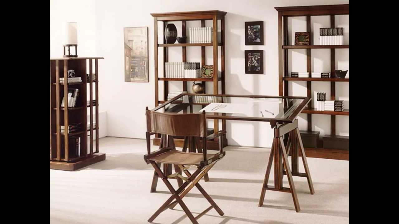Decorar con mesas de escritorio con caballetes o con - Mesa con caballetes ...