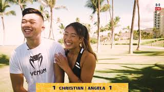 Sibling Rivalry: Angela Lee vs. Christian Lee of ONE Championship