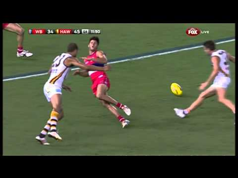 More MRP Scrutiny For Franklin? - AFL - Smashpipe Sports Video
