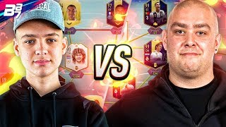 PLAYING THE BEST FIFA PLAYER IN THE WORLD! BATESON VS F2TEKKZ! | FIFA 19 ULTIMATE TEAM