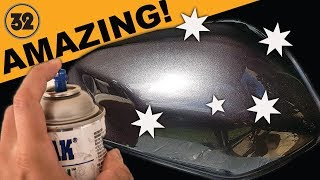 HOW TO: SPRAY PAINT YOUR MOTORBIKE TANK!!