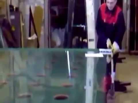 Стол для ручной резки стекла с