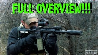 Tippmann Airsoft M4 GBBR Full Overview