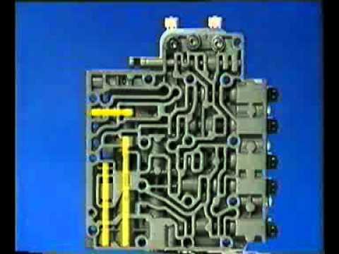 AL4 Автоматическая трансмиссия