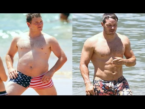 10 Biggest Celebrity ★ Fitness Body Transformation en streaming