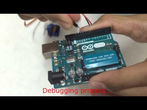 Tutorial sobre como utilizar motor DC com L293D