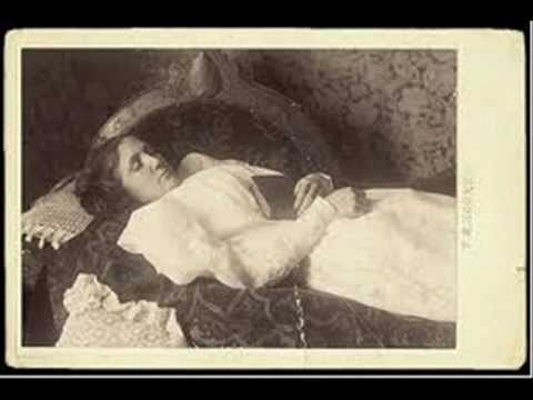 The Victorian Book of The Dead Post Mortem (Momento Mori) Picture Album I Created 10-08-12