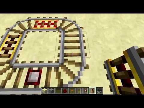 Самые интересные механизмы в Minecraft! Часть 5.[Clock-генераторы!]