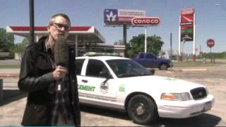 CW33 Nightcap News Covers DFW NORML's Global Marijuana March and Billboard