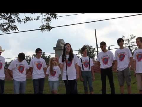 Godspell 2013 Marble Festival Day By Day video