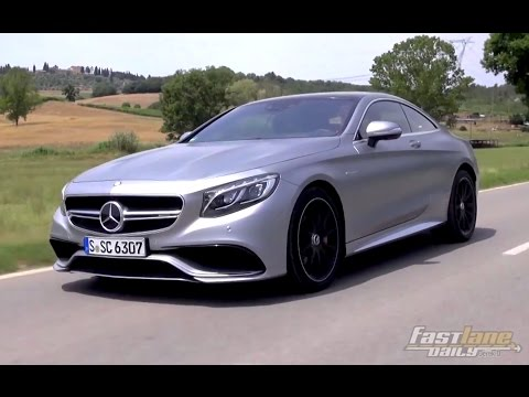 2015 Mercedes-Benz S63 AMG Coupe Review - Fast Lane Daily