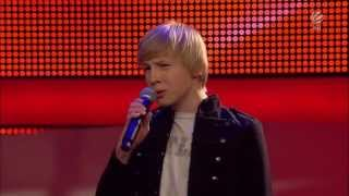 Laura, Luisa & Laurin - Because of you (TVK)
