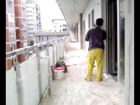 Fasada Ceresit Zagladjena Siti Park 6 - Toma Daniel Linea -  Serbia Novi Sad Mob 064-144-20-69.3gp
