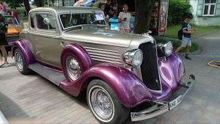Classic Car Cruise Parade Jūrmalā