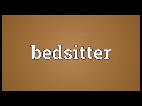 Header of bedsitter